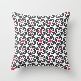 Gaudi Flower Throw Pillow