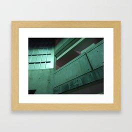 CON Framed Art Print