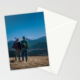 Mountain Top Romance Stationery Cards