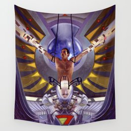 The Omega Expedition Wall Tapestry
