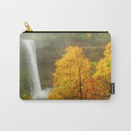 Waterfall into Fall Carry-All Pouch