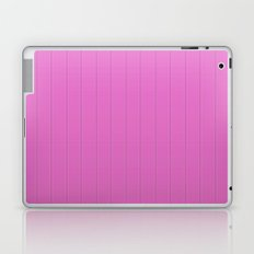 Dva Basic Stripes Pink Skin Laptop & iPad Skin