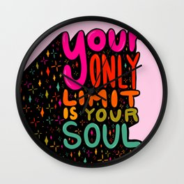 Your Soul Wall Clock