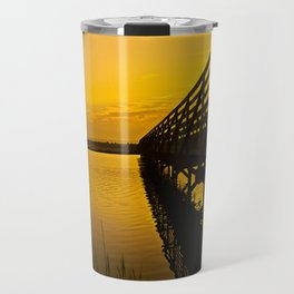 Sunrise Bolsa Chica Wetlands 2 Travel Mug