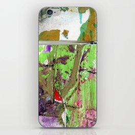 Green Earth Boundary iPhone Skin