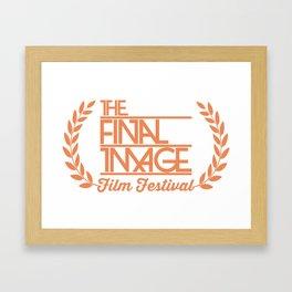 The FIFF T-Shirt #1 Framed Art Print