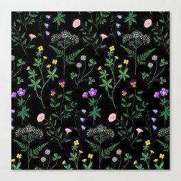 Nordic meadow Canvas Print