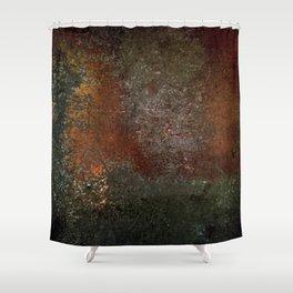 World War Relic Shower Curtain