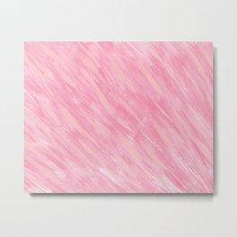 Pink Lush Metal Print