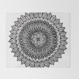 Sinful-Black Throw Blanket