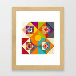 Camahueto Framed Art Print