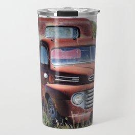 Abandoned Trucks Travel Mug