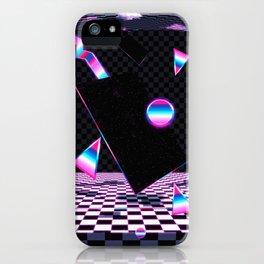 Retro Room iPhone Case