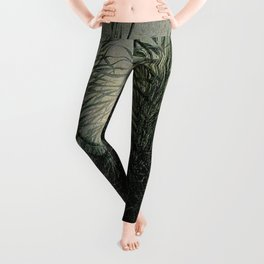 Caspar David Friedrich - Untitled.jpg Leggings