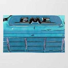 GMC Watercolor Rug