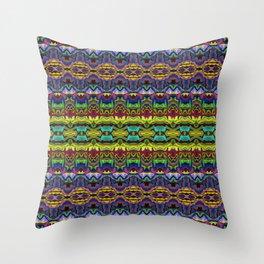 Rock the Casbah-2 Throw Pillow