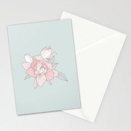 GARDENIA - Mint Stationery Cards