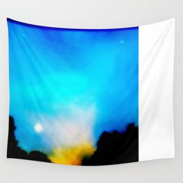 Evening's Repose Wall Tapestry