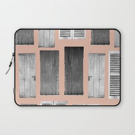 Knok knok Laptop Sleeve