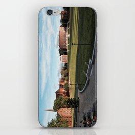 Overlooking Andrus Field iPhone Skin