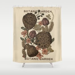 Botanic Garden Shower Curtain