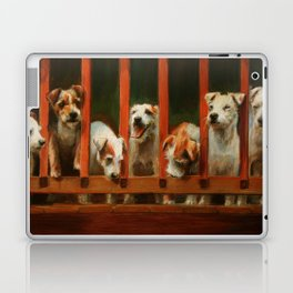 The Dogs of Linden Laptop & iPad Skin
