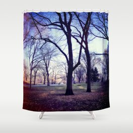 Wake Up In Your Dream World Shower Curtain