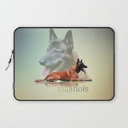 Belgian shepherd - Malinois Laptop Sleeve