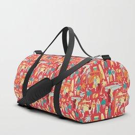 Hawaii elegance in action Duffle Bag