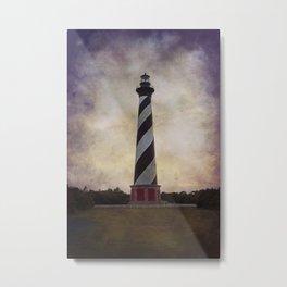 Cape Hatteras Lighthouse II Metal Print