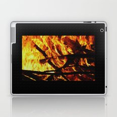 FIRE UP YOUR ENGINE Laptop & iPad Skin