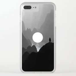 Sole Clear iPhone Case