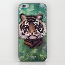 Soulful Tiger iPhone Skin