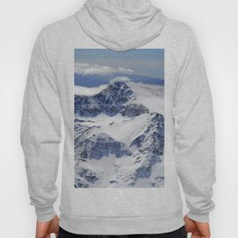 """""""Big mountains"""". Aerial photography Hoody"""