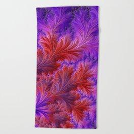 Indulgant Beach Towel
