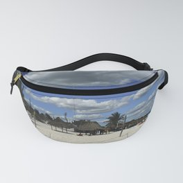 Carribean sea 15 Fanny Pack