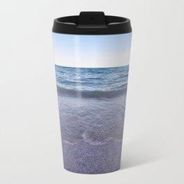 Ocean View Metal Travel Mug
