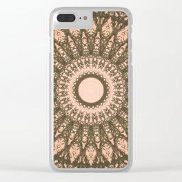 MANDALA NO. 28 #society6 Clear iPhone Case