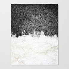 Water And Stone Canvas Print