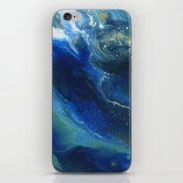 Ocean Crest iPhone Skin