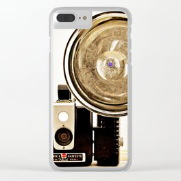Memory Maker Clear iPhone Case