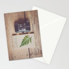 a weekend in the country ... Stationery Cards