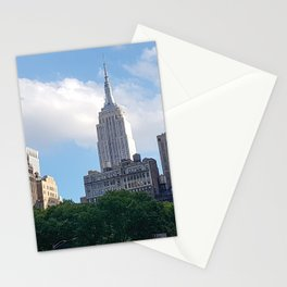 Empire State Building from Bryant Park Stationery Cards