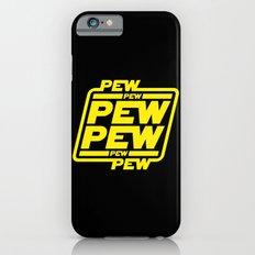 Pew Pew Pew iPhone 6 Slim Case
