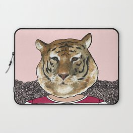 Tito the Tiger Laptop Sleeve