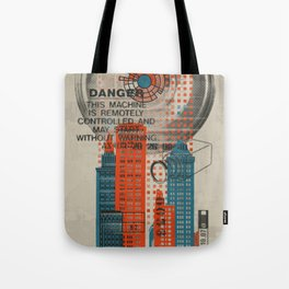 The Movie Version Tote Bag