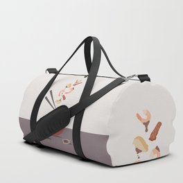 Stir Fry Duffle Bag