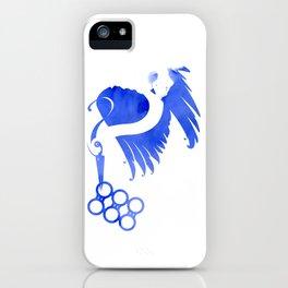 Heron (Keep it clean) iPhone Case