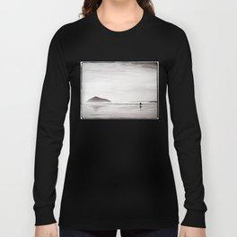 Morning Surf, near Tofino, BC, Canada Long Sleeve T-shirt