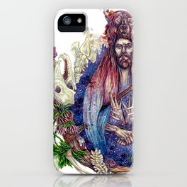 Soldier On iPhone Case
